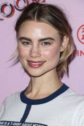 Lucy Fry At Refinery29 29Rooms Los Angeles Turn It Into Art at ROW DTLA in Los Angeles