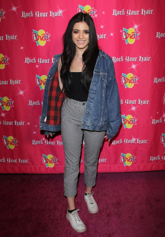 Luna Blaise At Annie LeBlanc 13th Birthday Party in Malibu
