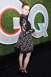 Madelaine Petsch At GQ Men of the Year Awards in Los Angeles