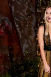 "Madison Iseman At ""Jumanji: Welcome To The Jungle"" premiere in Hollywood"