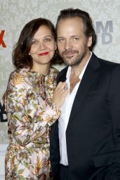 Maggie Gyllenhaal At Launch Party for the Netflix Original Story, NY