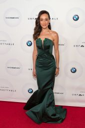 Maggie Q At The 16th Annual Unforgettable Gala in Beverly Hills