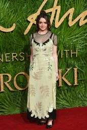 Maisie Williams At The Fashion Awards 2017 at the Royal Albert Hall in London