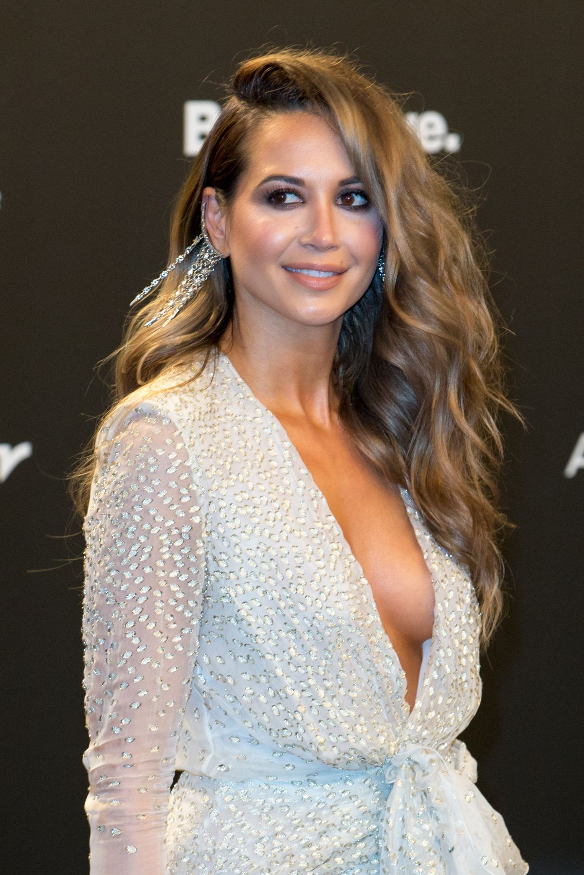 mandy grace capristo at bambi award 2017 at stage theater in berlin celebzz. Black Bedroom Furniture Sets. Home Design Ideas