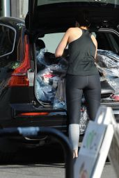 Mandy Moore Out and about in LA