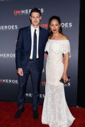 Margot Bingham At 11th Annual CNN Heroes An All-Star Tribute, New York