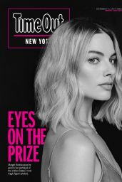 Margot Robbie At Time Out New York Magazine December 2017