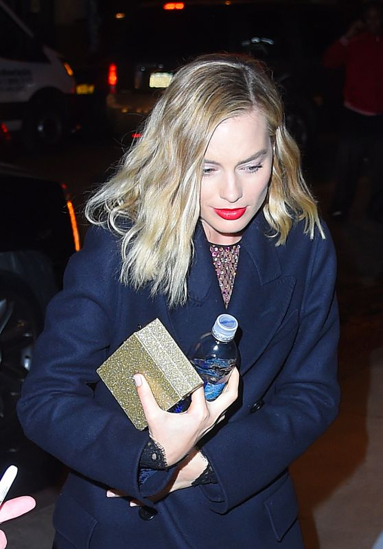 Margot Robbie Out and about, New York