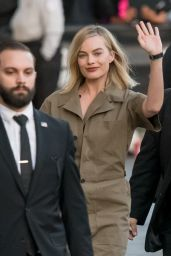 Margot Robbie Seen at