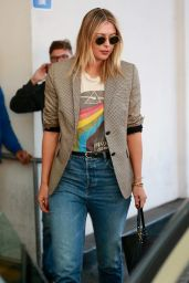 Maria Sharapova After lunch with friends at E Baldi restaurant in Beverly Hills