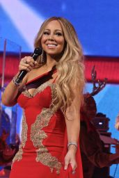 Mariah Carey In concert at Beacon Theatre in New York City