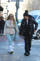 Mariah Carey Out and about in Aspen