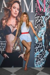 Martha Hunt At Maxim December Miami Issue Party Presented by blu