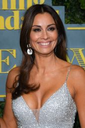 Melanie Sykes At London Evening Standard Theatre Awards at the Theatre Royal in London