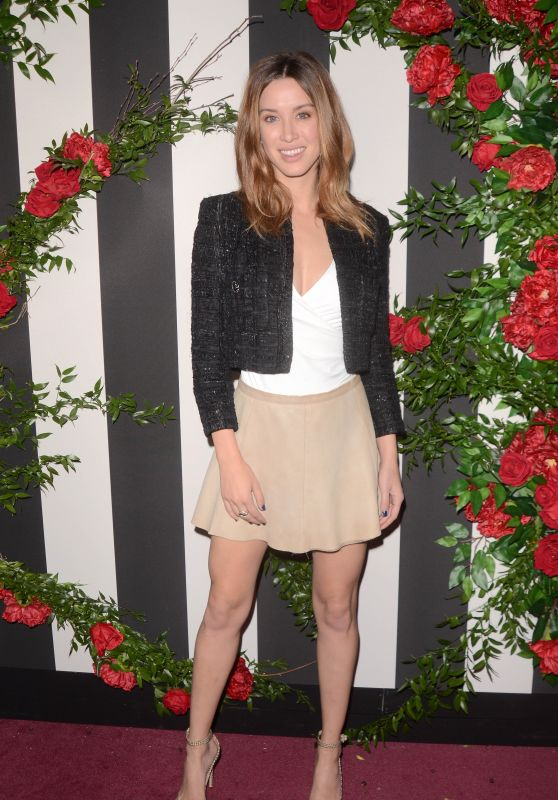 Melissa Bolona At Land of Distraction launch party, Los Angeles