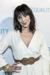 Michelle Forbes At Animal Equality Global Action Annual Gala - Los Angeles