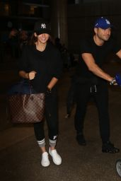 Michelle Keegan & Mark Wright Spotted at LAX Airport in Los Angeles, California