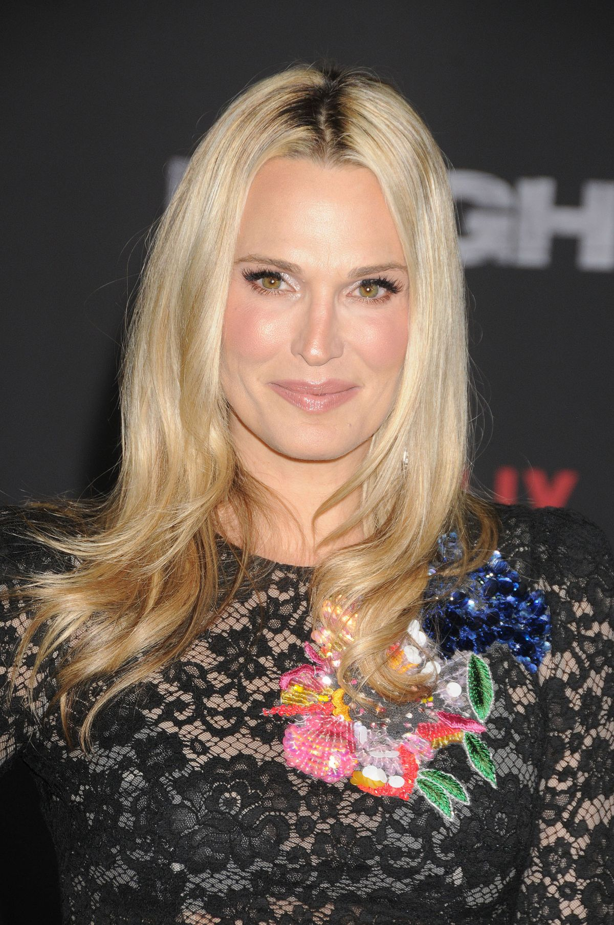 Molly Sims At Premiere Of Netflix's 'Bright' held at the ...
