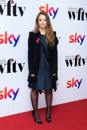 Molly Windsor At Sky Women in Film and TV Awards, London, UK