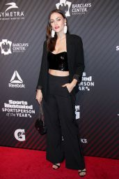 Myla Dalbesio At Sports Illustrated Sportsperson of the Year Awards, New York