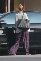 Nicole Richie and Joe Madden out with Daughter Harlow in Los Angeles