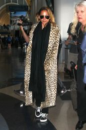 Nicole Richie Seen at the LAX airport in Los Angeles