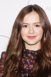Olivia Sanabia At the Dove x BELLAMI Collection launch party, Culver City