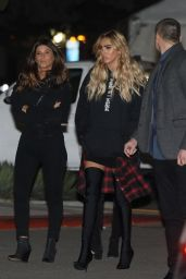 Petra Ecclestone Spotted outside of the Jay-Z concert in Inglewood