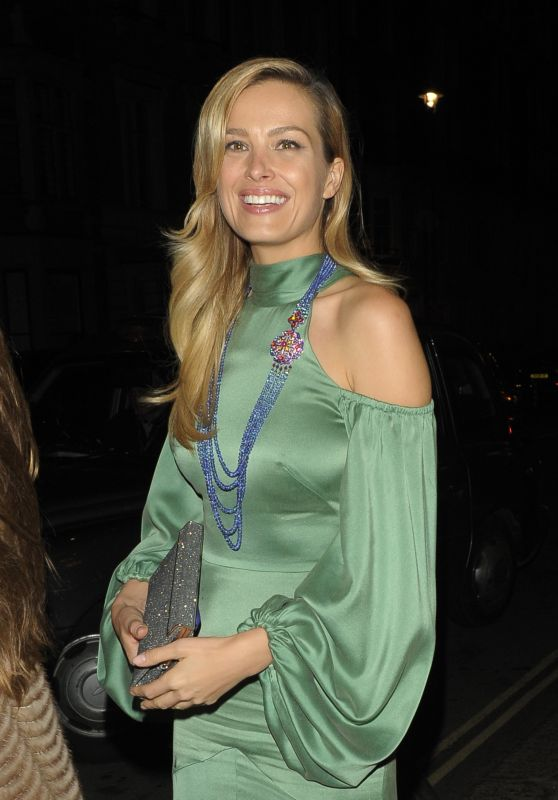 Petra Nemcova Seen at Brilliant is Beautiful Benefitting Artist for Peace and Justice