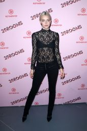 Pyper America Smith At Refinery29 29Rooms Los Angeles Turn It Into Art at ROW DTLA in Los Angeles