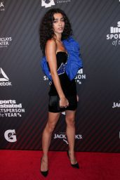 Raven Lyn At Sports Illustrated Sportsperson of the Year Awards, New York
