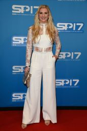 Rebecca Adlington At Sports Personality Of The Year At Echo Arena in Liverpool