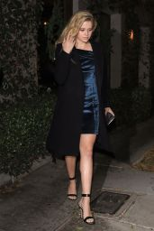 Reese Witherspoon and her daughter Ava Phillippe were spotted leaving Luques restaurant together in West Hollywood