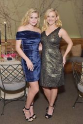 Reese Witherspoon At Jewelry Collaboration Dinner, West Hollywood