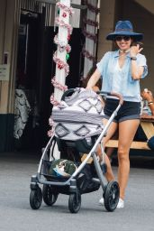 Renee Puente Out with her family in Kauai, Hawaii