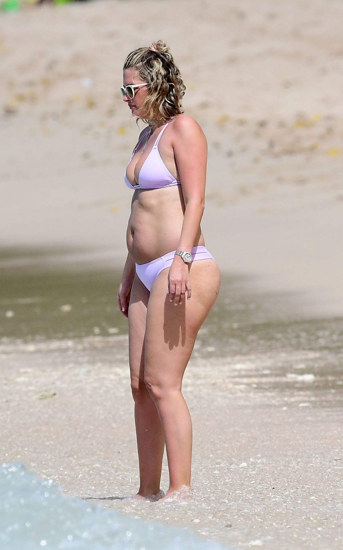 Mark Wahlberg and wife Rhea Durham show off beach bodies ...