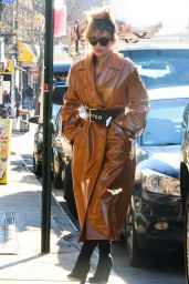 Rita Ora Out and about iN New York City