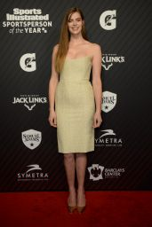 Robyn Lawley At Sports Illustrated Sportsperson of the Year Awards, New York