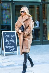 Rosie Huntington-Whiteley Out and about in New York