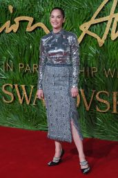 Ruth Wilson At The British Fashion Awards 2017 in partnership with Swarovski at the Royal Albert Hall in London