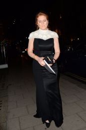 Sarah Ferguson Seen at Brilliant is Beautiful Benefitting Artist for Peace and Justice