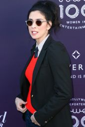 Sarah Silverman Attends the Women In Entertainment Breakfast in Los Angeles