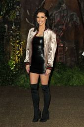 Scheana Marie At Jumanji: Welcome to the Jungle Premiere in Los Angeles