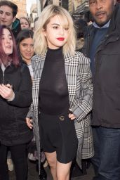 Selena Gomez Leaving Capital Radio in London