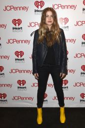 Sofia Reyes At iHeartRadio Mi Musica With Becky G in Burbank