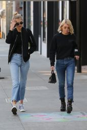 Sofia Richie Shopping in Beverly Hills