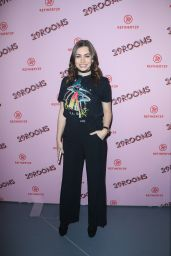 Sophie Simmons At Refinery29 29Rooms Los Angeles Turn It Into Art at ROW DTLA in Los Angeles