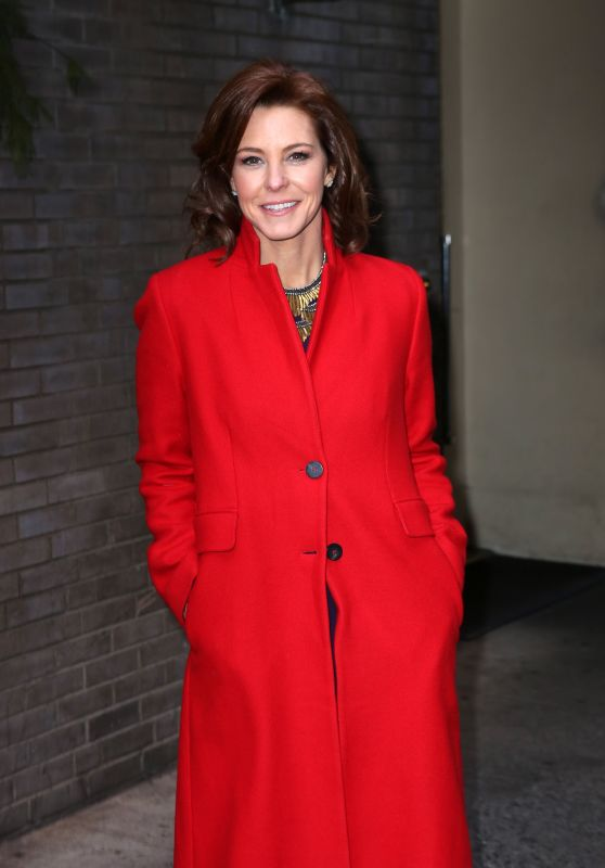 Stephanie Ruhle At Cosmo