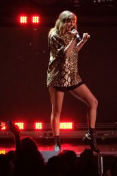 Taylor Swift Performs onstage during 102.7 KIIS FM