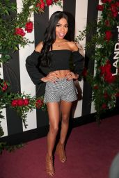 Teala Dunn At LAND of Distraction Launch Event in Los Angeles